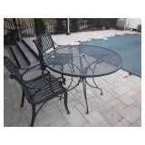 Outdoor Patio Suites and Lounge Chairs