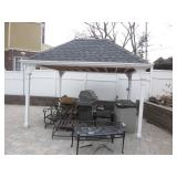 Gazebo We have the cover