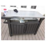 Outdoor BBQ Station