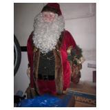 Lifesize Santa