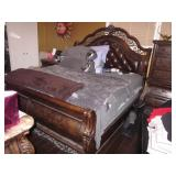 Pulaski King Bedroom Suite