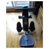 Touch Fitness Rowing Machine