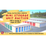 Mini Storage Unit Auction