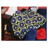 Handmade Afghan / Throw Blanket