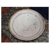 Large Stoneware Pottery Bowl