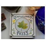 Leaf & Flower Press
