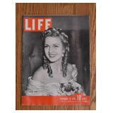 Vintage Life Magazine - 1941