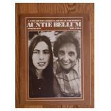 Vintage Auntie Bellum Magazine - 1977