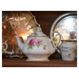 Roses Tea Pot / Tea Set