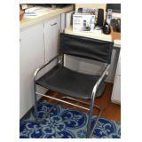 Vintage Chrome Chair (1)