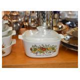 Corningware Casseroles / Baking Dishes