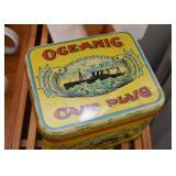 Oceanic Tobacco Tin