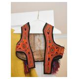 Ethnic Clothing - Embroidered Vest