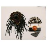 Costume Jewelry - Brooches