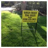 Gold Coast Flushing Tag Sale