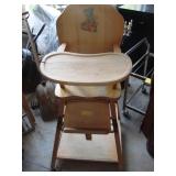VTG High Chair Converts!!