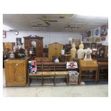 OUTSTANDING ANTIQUE AUCTION FRIDAY MARCH 16TH AT 7PM