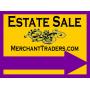 Merchant Traders Estate Sale, Chicago