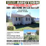 ONLINE ABSOLUTE AUCTION of 3BR 2BA HOME IN TOWN