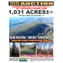 ONLINE ABSOLUTE AUCTION of 1031 ACRES in 3 TRACTS