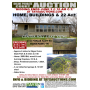 ONLINE PROBATE COURT AUCTION of HOME  BUILDINGS  and 22 ACRES with LAKE VIEWS