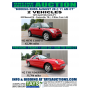Online Absolute Auction - 2002 Mini Cooper S and 2002 Thunderbird