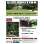 Online Absolute Auction of Brick Home and Shop on 2 Lots