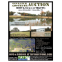 ONLINE ABSOLUTE AUCTION of SHOP  POND and 82 ACRES in 4 TRACTS