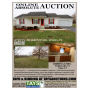 ONLINE ABSOLUTE AUCTION of 3BR 2BA HOME with UPDATES