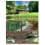 Online Absolute Auction - Home on 3 Acres Near I-40