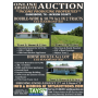 Online Absolute Auction - House, Double-Wide & 11 Acres in 3 Tracts