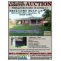 Online Bankruptcy Auction - Brick Home Near High School & Hospital