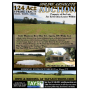 ONLINE ABSOLUTE AUCTION - 124 Acres in 8 Tracts with Farmhouse, Creek, Pond & Barns