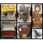ONLINE ABSOLUTE AUCTION - COLLECTIBLES, TOOLS, FURNITURE, SHOP EQUIPMENT & MORE