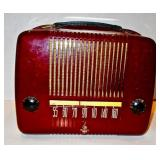 Early Portable Radio