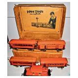Ives Passenger Set w/ Box
