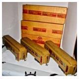 Lionel Mojave Passenger Set- Mint w/ Box