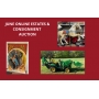June Online Estates & Consignment Auction