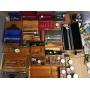 Amazing & RARE Tools w/ Starrett Tools, Mid Century Modern Set, Fishing Lures, Knives ++