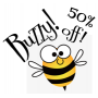 50%OFF! BEE'S KNEES ARE IN STONE MOUNTIAN!!