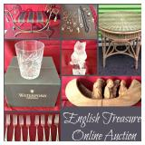 English Treasures Online Auction