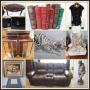 DESIGNER HANDBAGS, JEWLERY, & ARTWORK ONLINE AUCTION