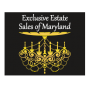 Postponed due to virus Great Bowie, MD Estate Sale by Exclusive Estate Sales of Maryland