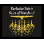 Exclusive Estate Sales of Maryland is having a Gorgeous Davidsonville Mansion Sale
