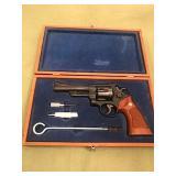 S&W Model 27-2 .357 w/case & clean.rod