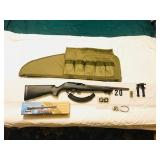 Remington Mod 597 ARC-SD 22LR w/acces.