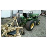 Landpride 5ft Finish mower sold seper.