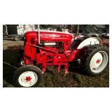 Ford 501 Workmaster Offset w/ Cultivators