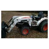 Bobcat CT225 w/loader