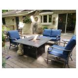 Beautiful Patio furniture with a Table Fire Pit